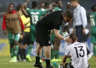 Zambia se mete en cuartos de final tras derrotar a Alemania 1eb4ba968ff2c