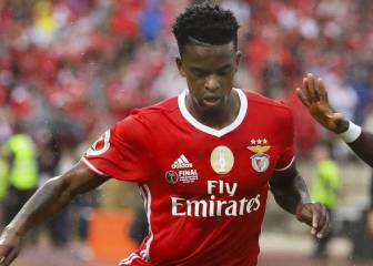 Barcelona in 30m-euro bid for Benfica's Semedo - report