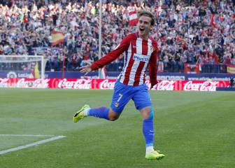 Griezmann accepts Atletico offer, will continue at the club