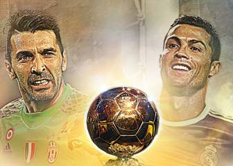 Cristiano, Buffon chase Euro and Ballon d'Or glory in Cardiff