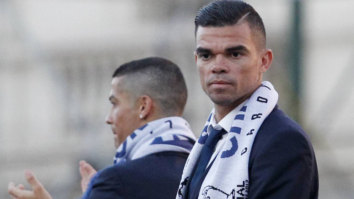 "Pepe: ""No sigo en Real Madrid"""