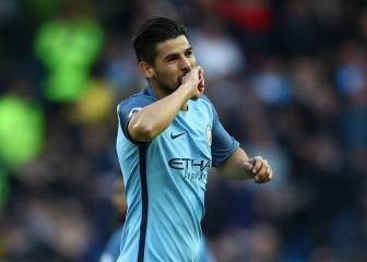 Nolito: I met Sevilla sporting director by chance