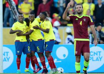 Sigue el Ecuador vs Venezuela en vivo
