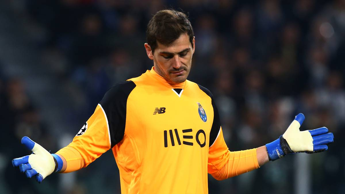 Iker Casillas ends Porto contract with enigmatic messages