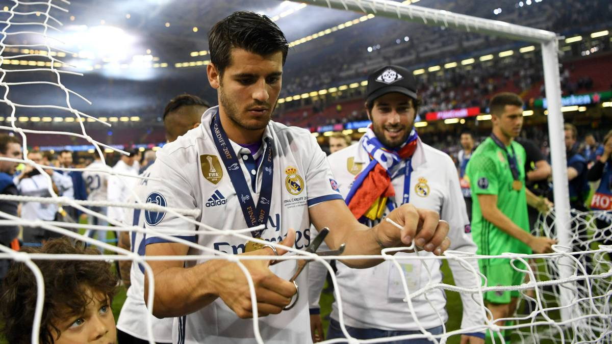 "Morata's agent: ""Where will he be next season? I don't know..."""