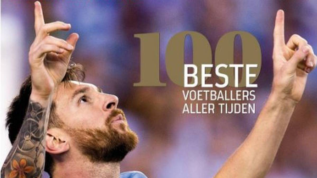Voetbal proclaim Messi as the best player in history; Cristiano, not even in the Top 5