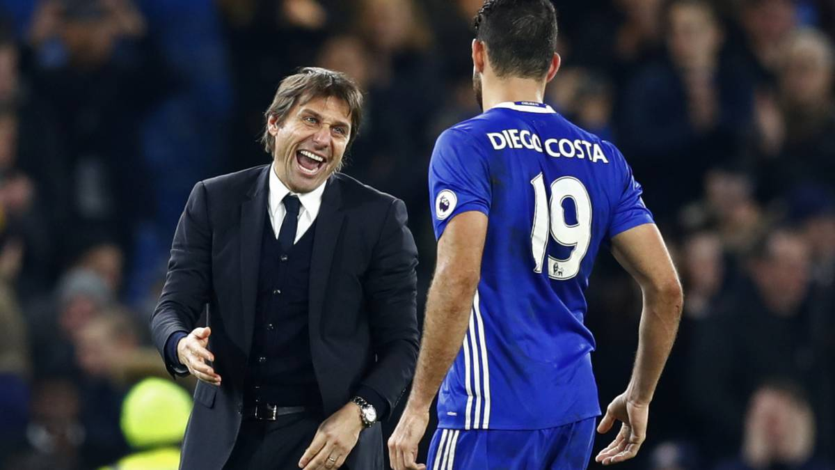 "Conte's text message to Costa: ""Hi Diego... you are not in my plan"""