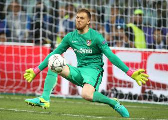 Atlético turn down PSG offer of €75 million for Jan Oblak
