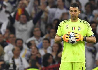 Next term my last, unless Juve win Champions League - Buffon