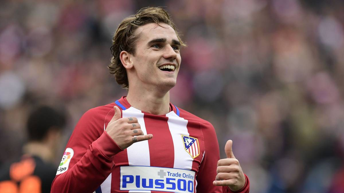 Griezmann agrees to extend Atlético contract until 2022