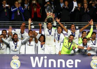 European Super Cup tickets for Madrid vs Man Utd