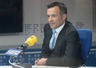 Jorge Mendes summoned as part of Falcao tax evasion probe