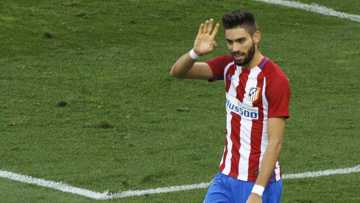 Bayern Munich and Arsenal to fight for Atletico's Yannick Carrasco