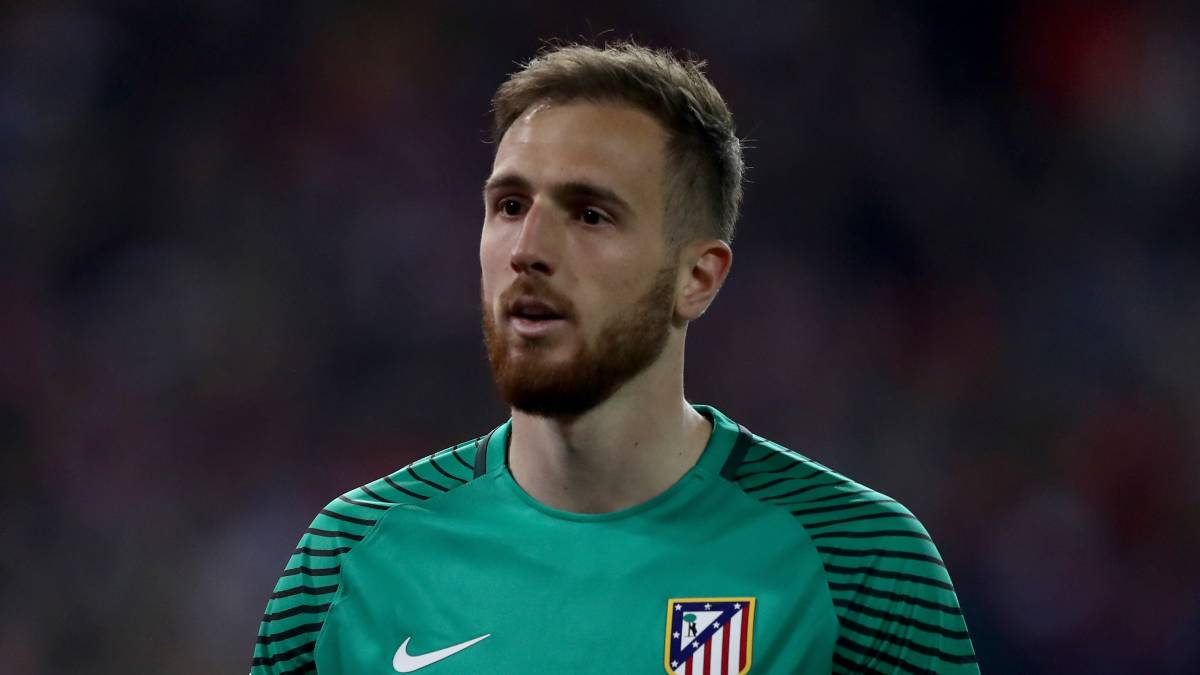 "Oblak: ""I'm happy at Atletico and I want to continue here"""