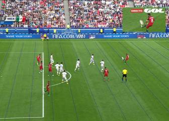 Pepe goal ruled out for offside by VAR