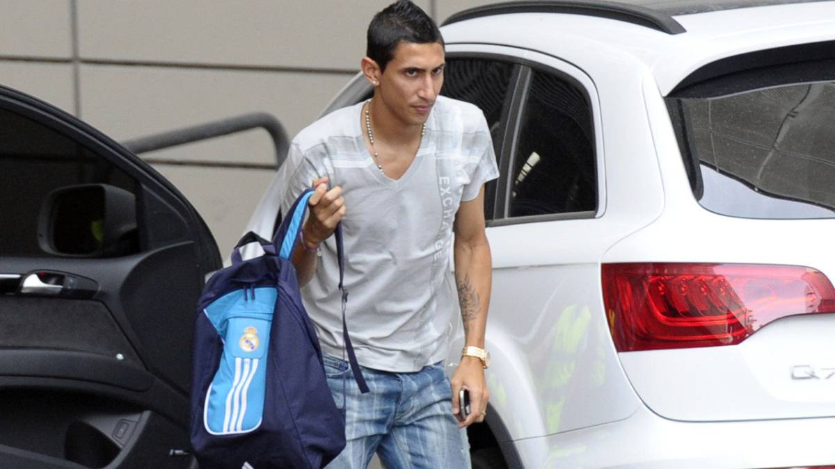 Ex-Madrid player Di Maria pleads guilty to Spanish tax prosecutor