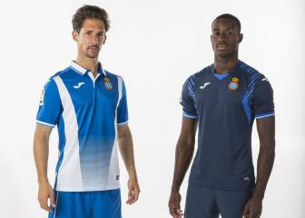 Espanyol fans malcontent with new stripe-less shirt
