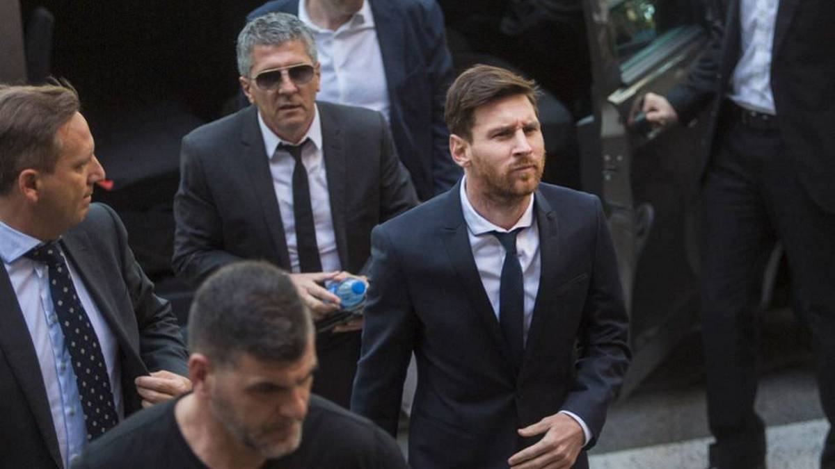 Lionel Messi swaps 21-month prison sentence for fine