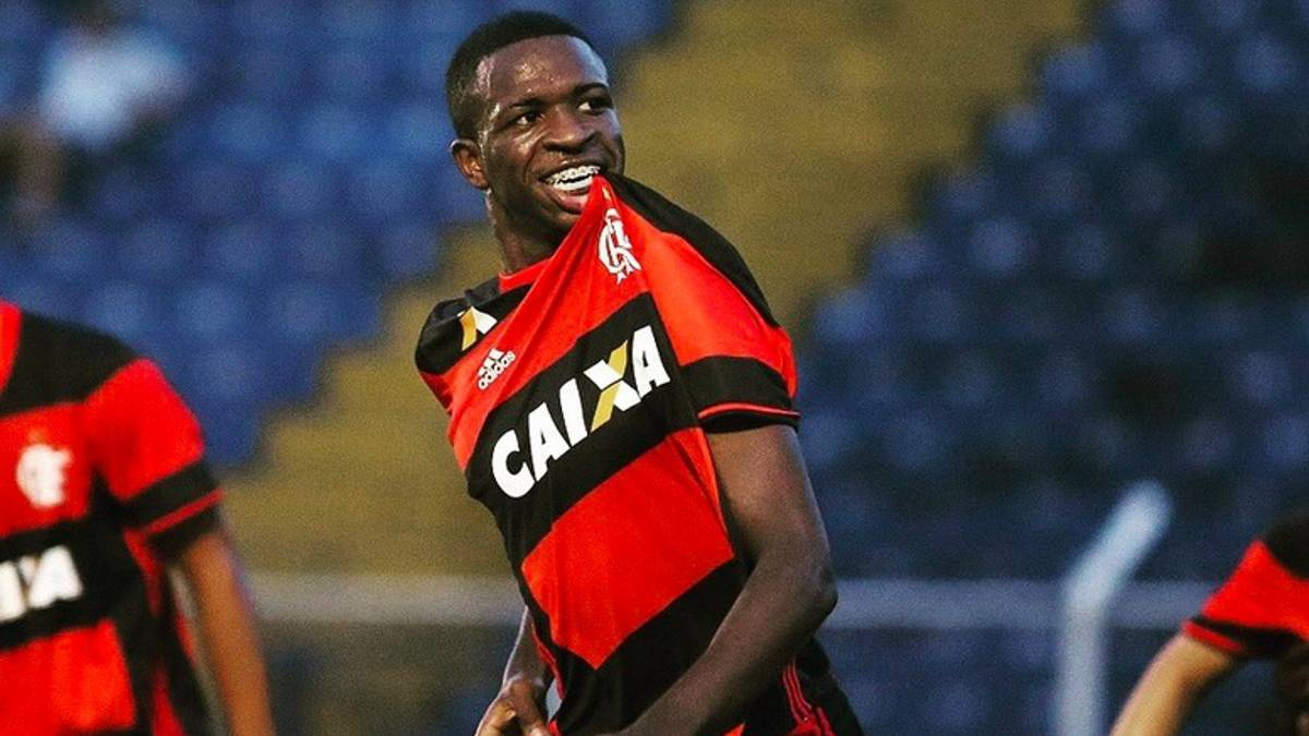 Vinicius Junior's parents visited Barcelona before Madrid move