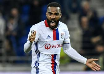 Arsenal to hijack Lacazette-Atlético move with 50-60M€ bid