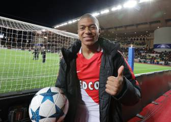 Monaco mega-offer for Mbappé: 900% salary increase