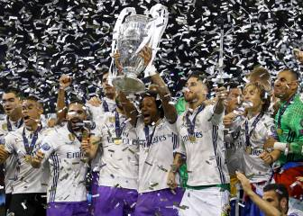 La plantilla del Madrid manda en el Top-500 de 'World Soccer'