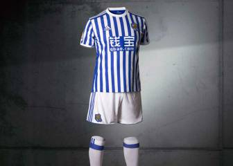 New Real Sociedad kit released - and the fans aren't impressed