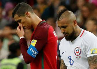 Vidal denies insulting Cristiano, puts wrong translation right