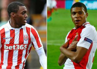 Monaco look to Stoke City for Mbappé replacement