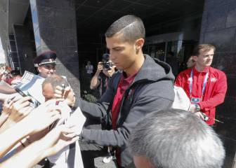 Portugal out of Confederations means Cristiano on for United