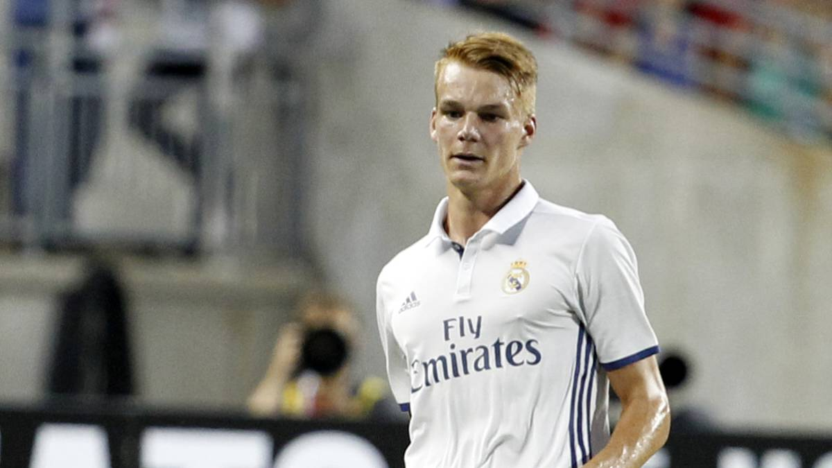 Philipp Lienhart, Real Madrid.