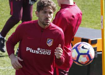 Cerci leaves Atlético after his contract is cut short