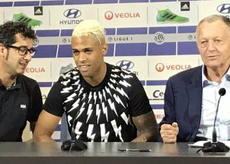 Mariano presented at Lyon, leaves Real Madrid for €8m