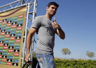 Diego Costa to join Atleti but won't play until January