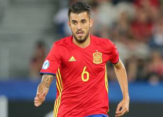 Dani Ceballos named MVP of Euro U21 tournament