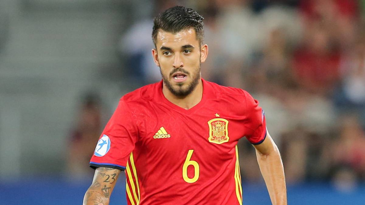 Dani Ceballos named as the MVP at 2017 Euro under-21 tournament