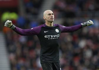 Willy Caballero ya es nuevo guardameta del Chelsea