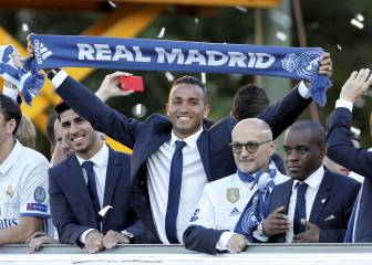 Danilo Juventus bound as Italian club improve offer