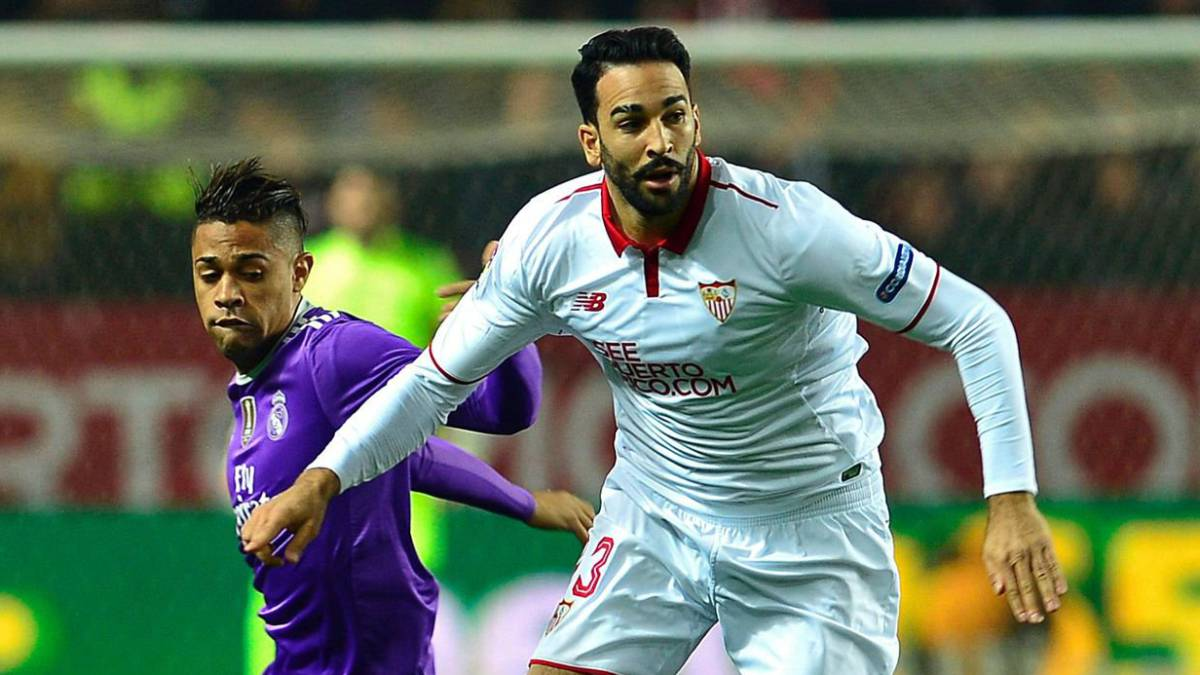 Adil Rami to begin talks with Olympique de Marseille