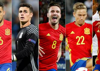 Five stars of Spain's U21 whose value rose after Euro 2017