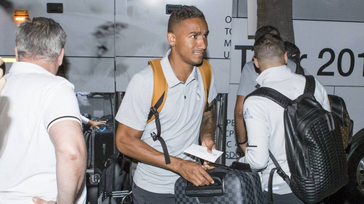 Danilo: Real Madrid's options for replacing Man City new boy