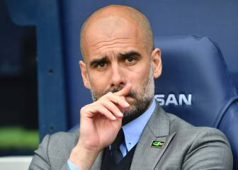 Guardiola confirms Danilo interest and that Agüero will stay