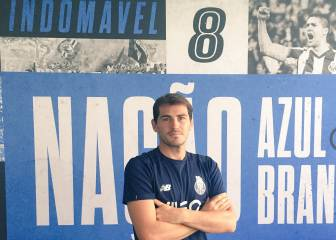Casillas confirms that he will remain at Porto for another year