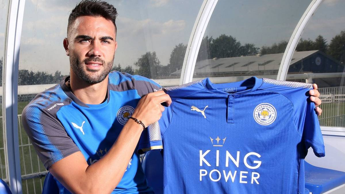 Iborra joins Leicester City