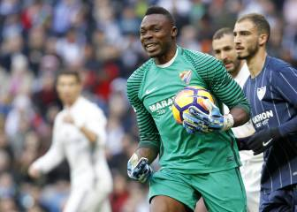 Carlos Kameni directs scathing criticism at Míchel