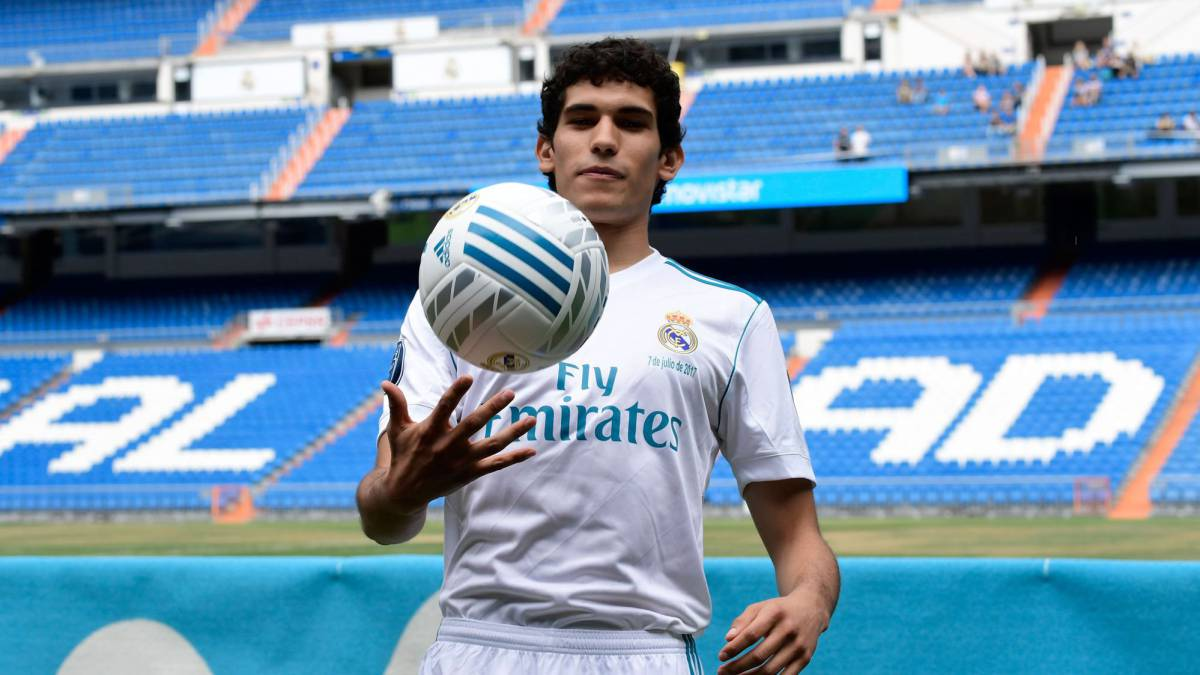 real madrid jesús vallejo the only squad member zidane has not