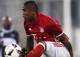 Juventus and Douglas Costa agree personal terms