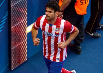 Chelsea give Diego Costa permission to negotiate his exit