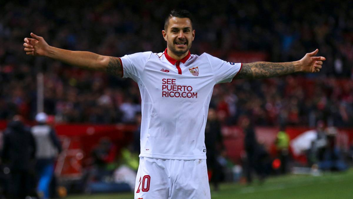 Vitolo renews with Sevilla for five more years