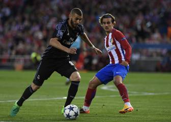 Real Madrid lead UEFA's rankings with Atletico second